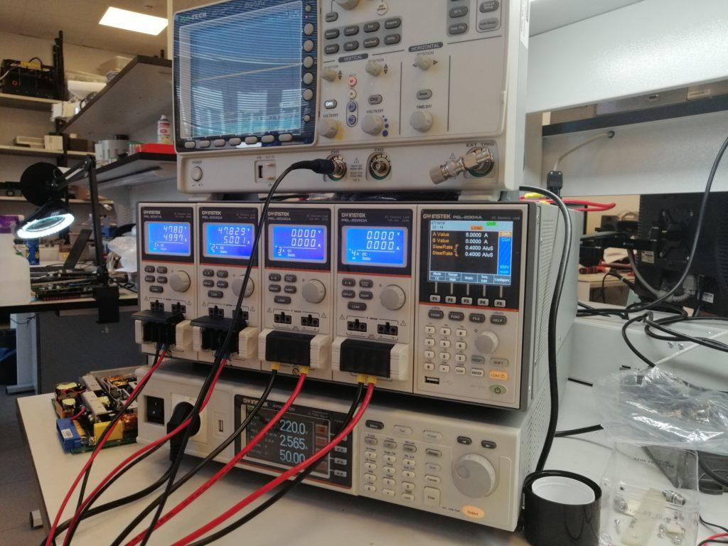 electronic laboratory